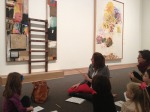 Art Adventures Class at the Met Explores Line and Color